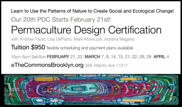 Permaculture Design Certification Courses NY - Click to Book Now